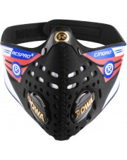 Maska antysmogowa Respro Cinqro Black