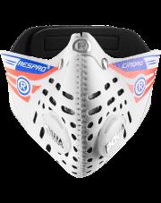 Maska antysmogowa Respro Cinqro White