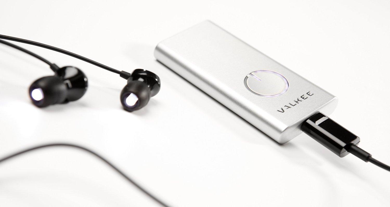 Valkee 2 Human Charger - Słuchawki do światłoterapii
