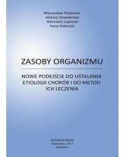 """Książka """"Zasoby Organizmu"""""""