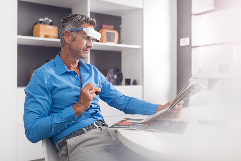 Okulary Do światłoterapii Lucimed Luminette 2