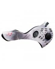 Maska przeciwpyłowa RZ Mask M1 Digitech White (filtr węglowy)