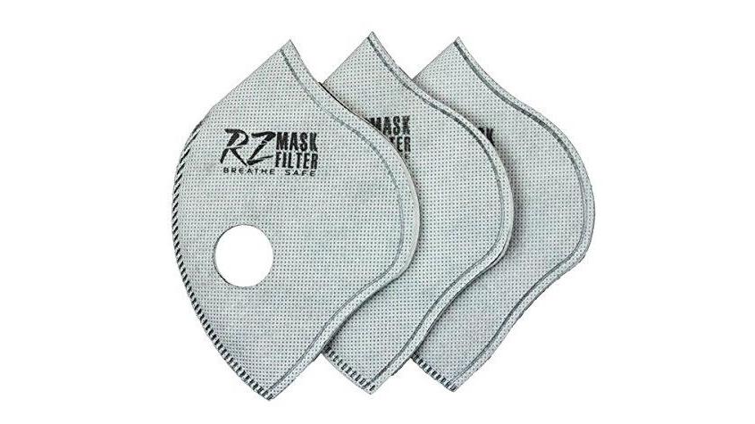 Wymienne filtry węglowe do masek antysmogowych RZMASK