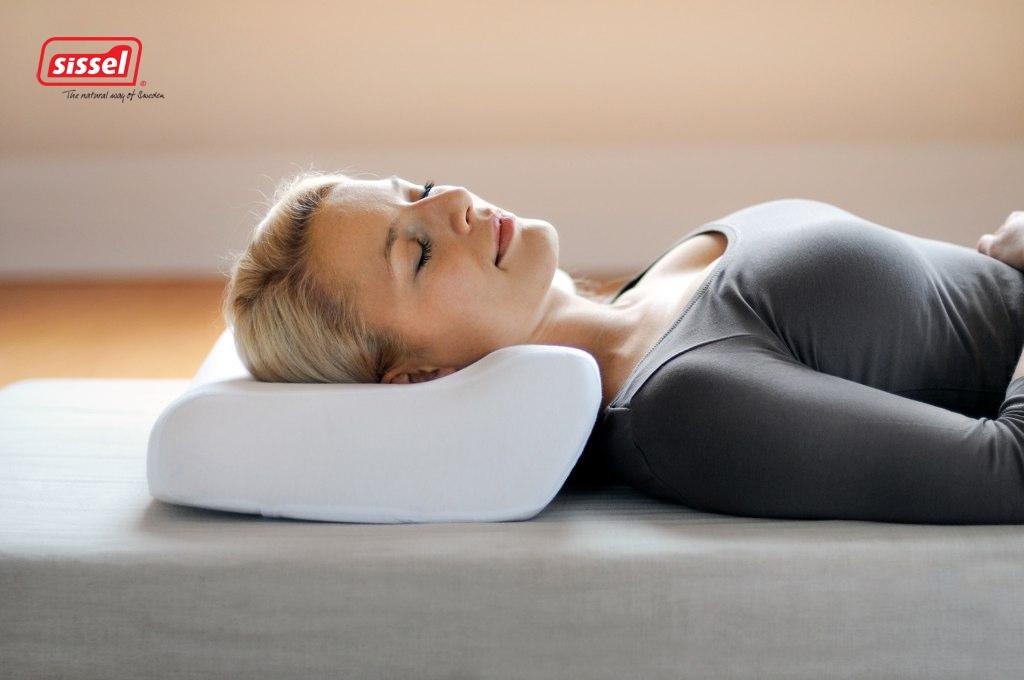 Poduszka ortopedyczna do spania sissel classic ortomoda for Sessel nackenkissen