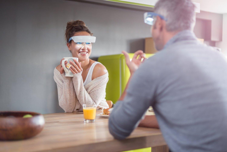 Luminette 2 - Okulary do swiatłoterapii, Światłoterapia