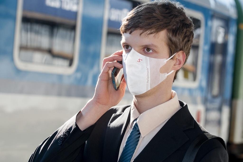 Maska przeciwpyłowa i antysmogowa Respilon ReSpimask