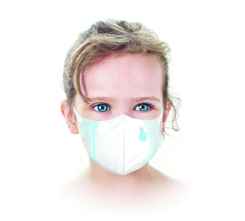 ReSpimask Junior - Maska przeciwpyłowa antysmogowa dla dzieci