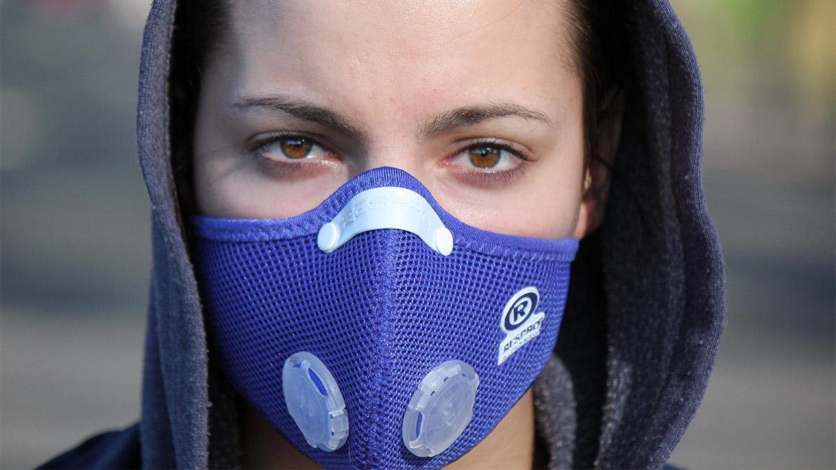 Maska przeciwpyłowa dla Alergików