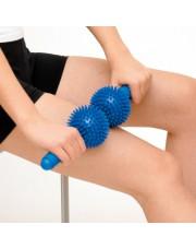 Przyrząd do masażu Sissel Spiky Twin Roller