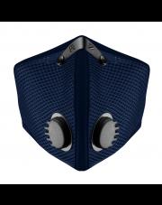 Maska antysmogowa RZ Mask M2 Mesh Navy Blue