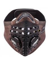 Maska antysmogowa Respro Skin Herringbone