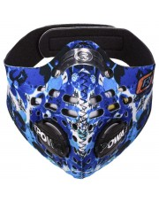 Maska antysmogowa Respro Petal Blue