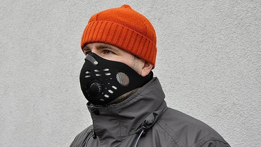 Maska antysmogowa RZMask M1