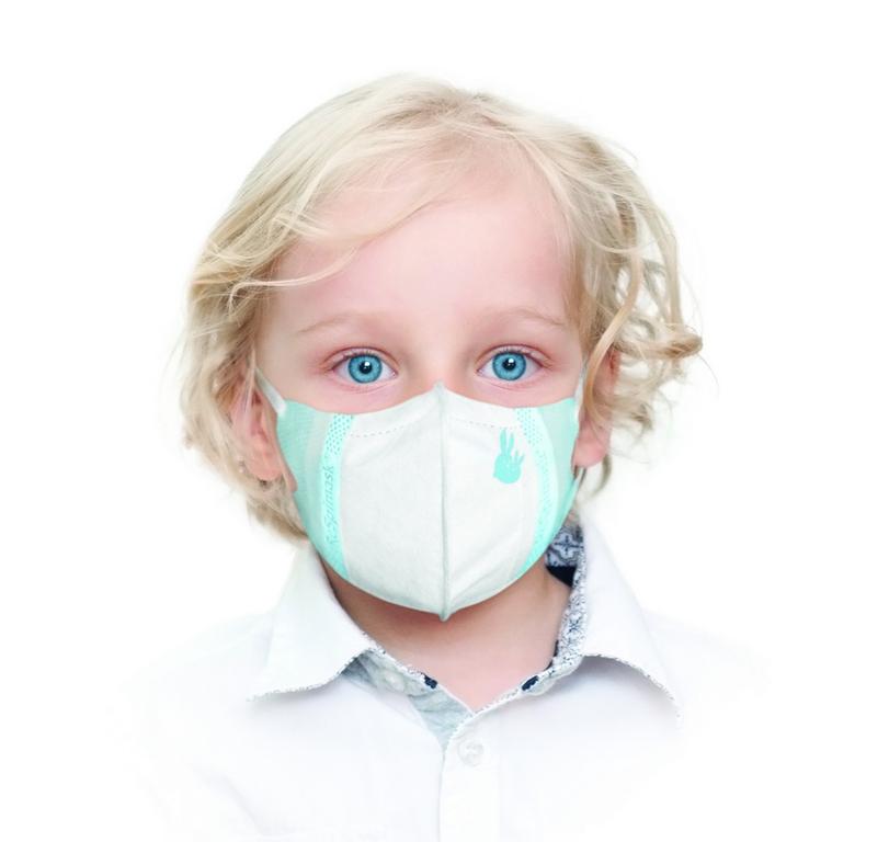Maska antysmogowa przeciwpyłowa dla dzieci ReSpimask Junior