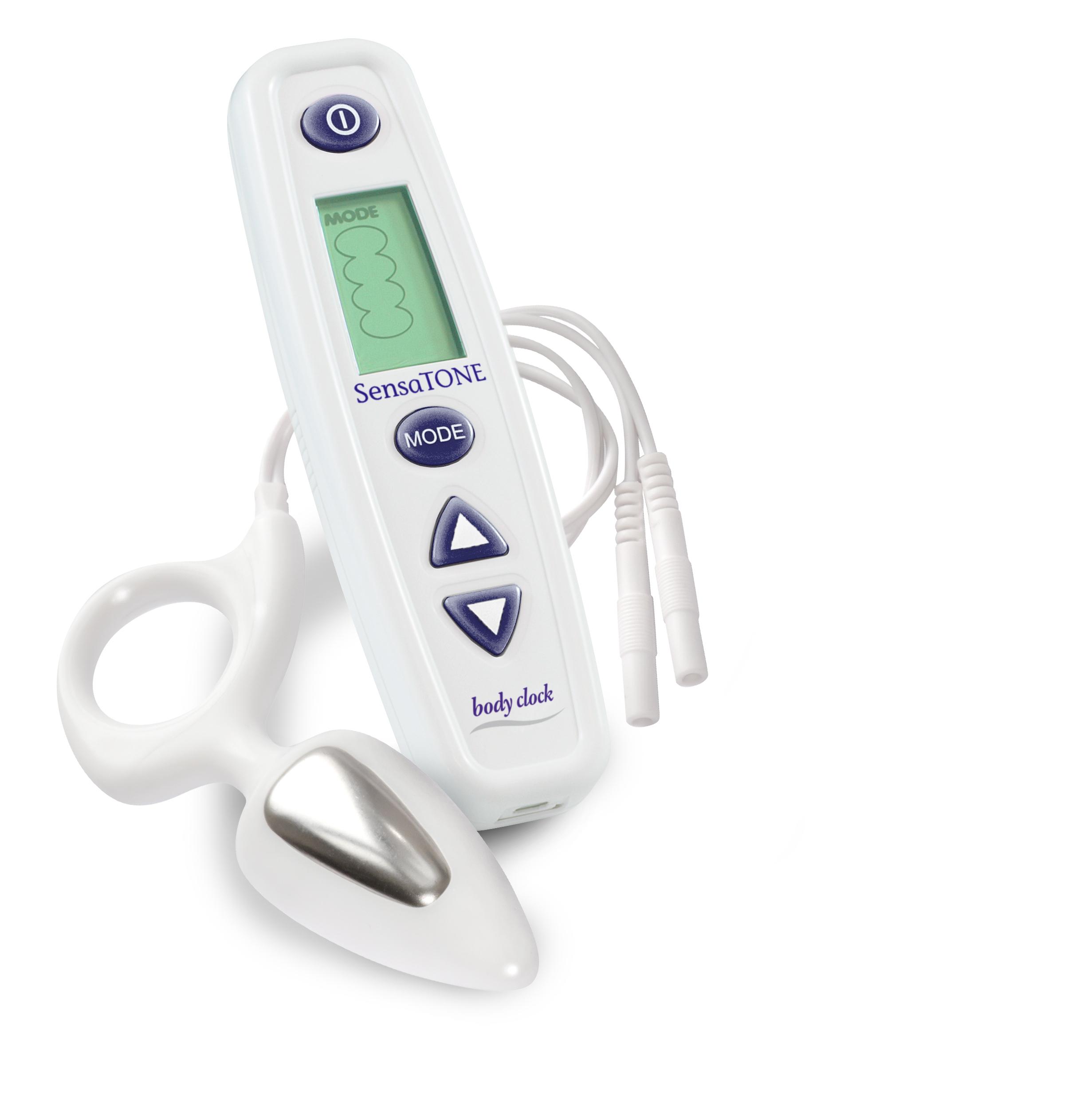Body Clock SensaTone for Men - elektrostymulator dla mężczyzn na nietrzymanie moczu i kału